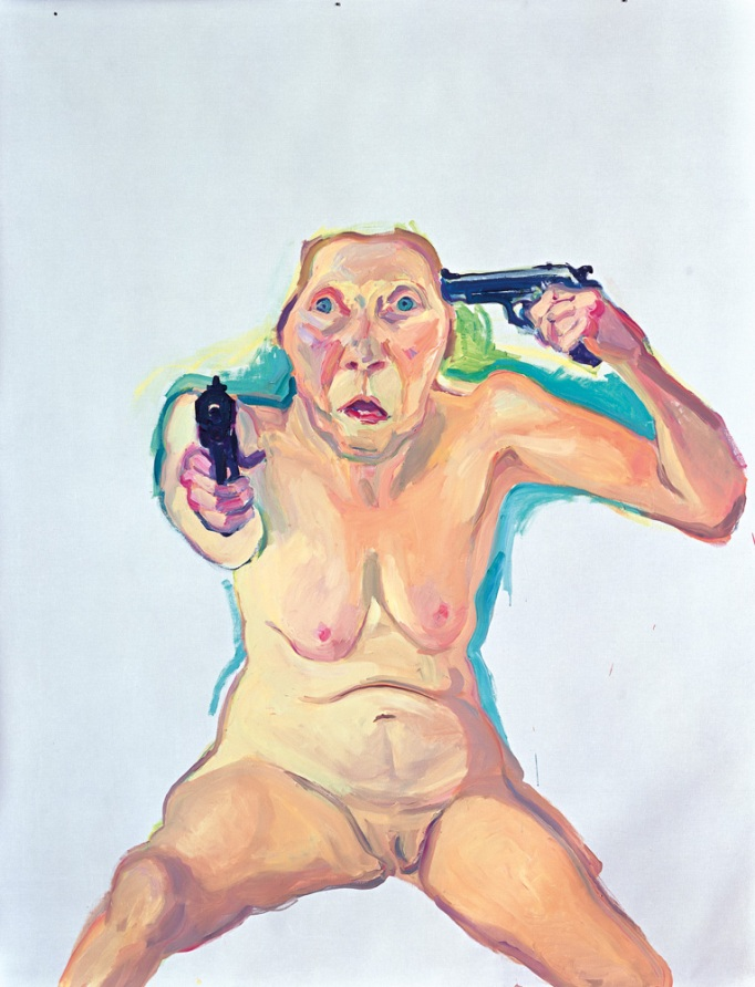 Maria Lassnig's Body Awareness