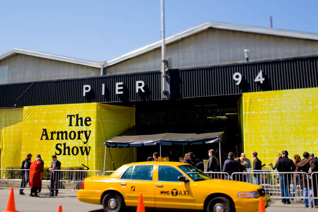 Armory Show 2014 Exhibitor List Announced