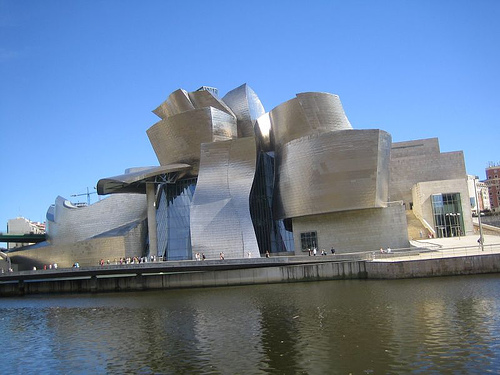 More Love Another Guggenheim Bilbao