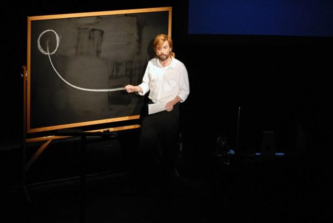 Mark Leckey Spectacular Teacher