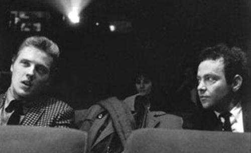 Film Inside Film Robert Frank