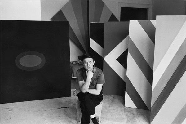 Kenneth Noland 1924-2009