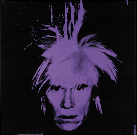 Purple Craze Warhol
