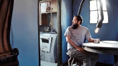 the Studio: Brent Green