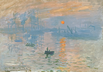 The Musée Marmottan's refusal to lend Monet's Impression: Sunrise, 1873, caused a quarrel with the Musée d'Orsay.
