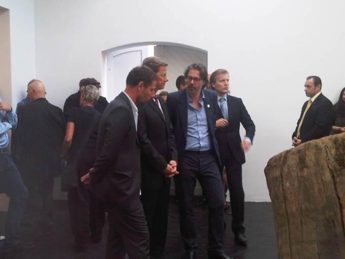 Berlin Gallery Week Starts Early
