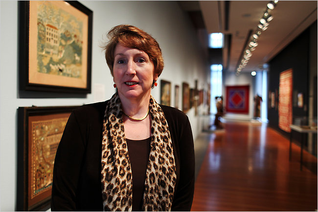 Embattled Folk Art Museum Loses Director