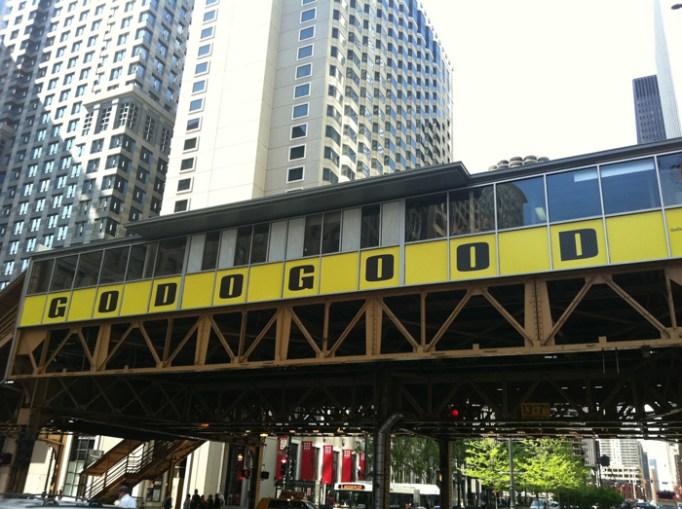 Kay Rosen Does Chicago Good