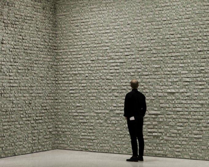 Money Talks: Hans-Peter Feldmann the Guggenheim