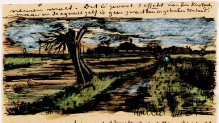 Reading van Gogh