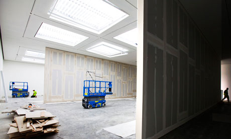 White Cube Adds Space on Bermondsey