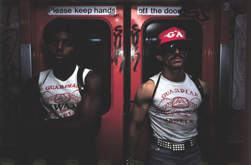 Review from the Underground: Bruce Davidson's