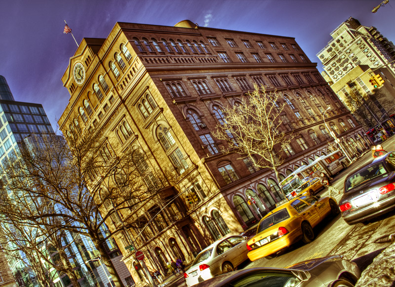 Cooper Union Board Chairman: There Has Been No Mismanagement