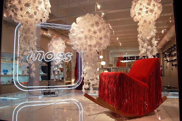 Moss Shutter Soho Shop