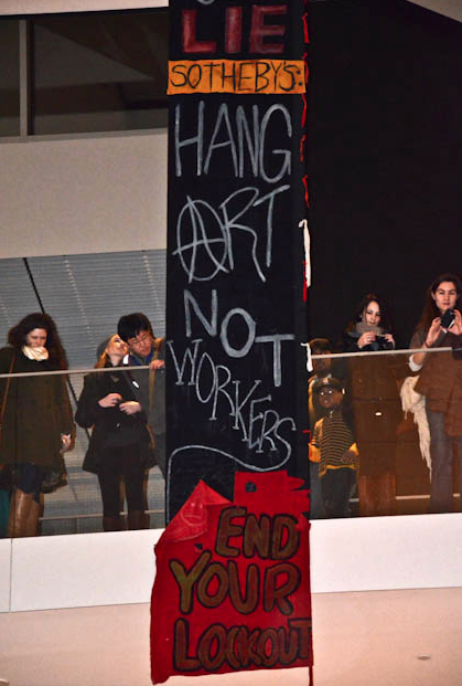 Occupy Museums Targets MoMA Trustees