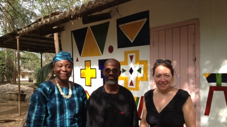 Roving Eye: Into Africa