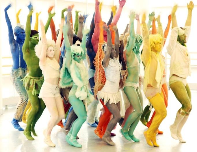 Karole Armitage Makes Artists Want Dance