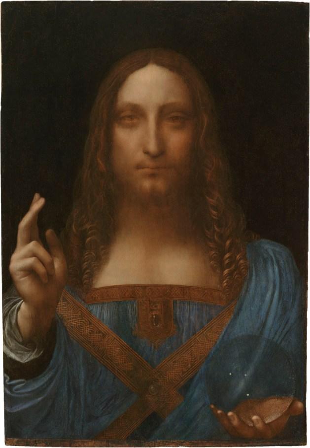 Dallas's Maxwell Anderson Covets Rediscovered Leonardo