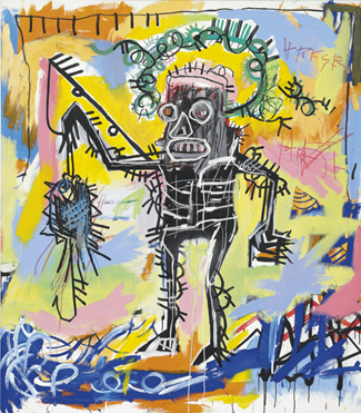 Christie's Expects Basquiat Set Record November