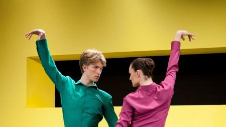 Elad Lassry Brings Ballet the Kitchen