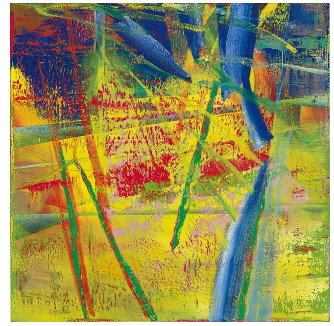 Christie's Will Offer Big-Ticket Richter Abstraction