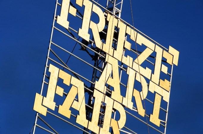 Exhibitors Frieze 2014 Are Announced