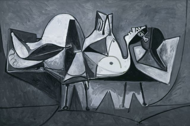 Picasso: Black and White