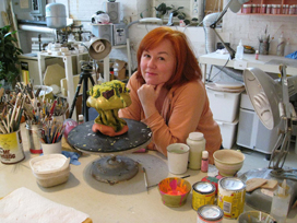Kathy Butterly Wins Smithsonian Award
