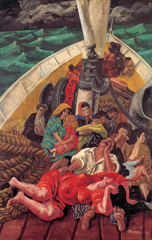 Antonio Berni Famous Paintings