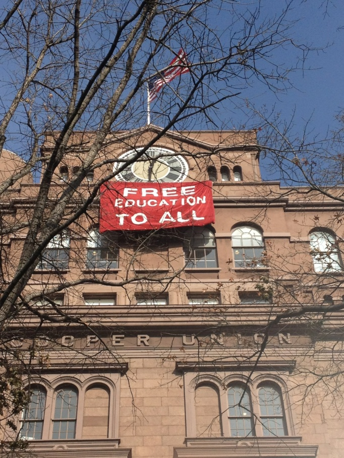 Cooper Union Remains Free, Now