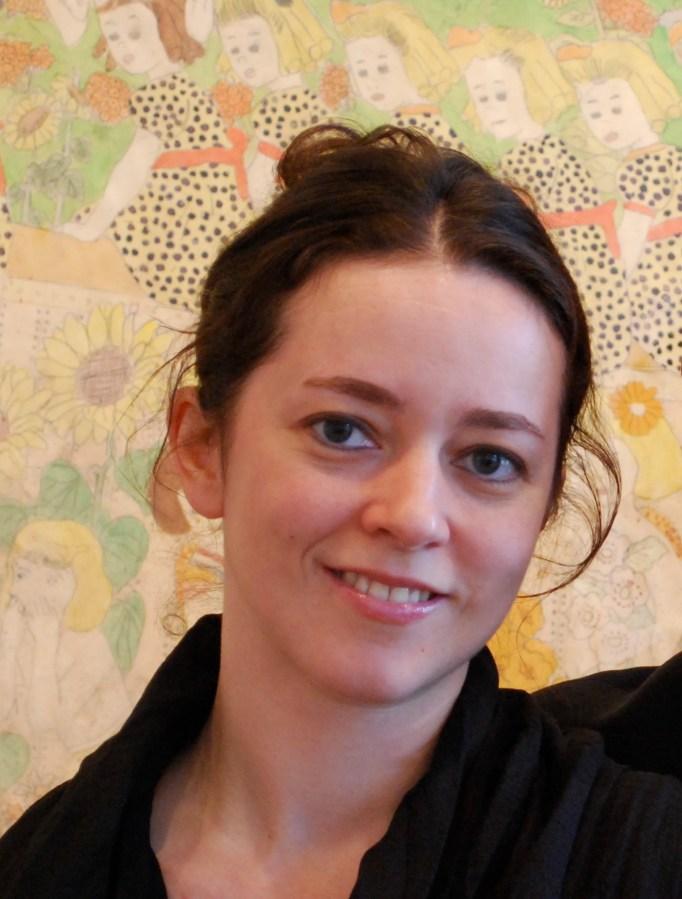 Valerie Rousseau Named Curator Folk Art