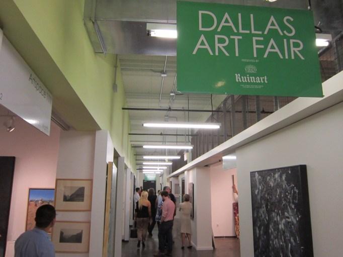 Dallas Art Fair Anounces Details