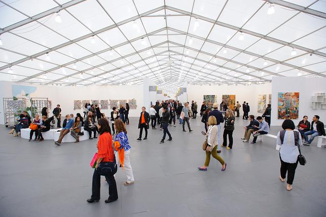 Frieze New York 2015 Exhibitor List