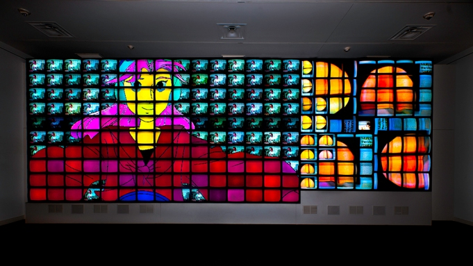 Nam June Paik Preserving The Human Televisions Artnews Com