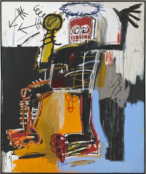 Gagosian's Attendance Soars Basquiat