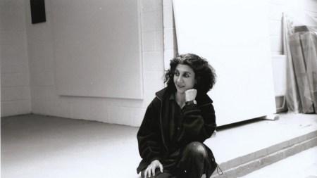 Shirazeh Houshiary: 'Like the Dark Senses