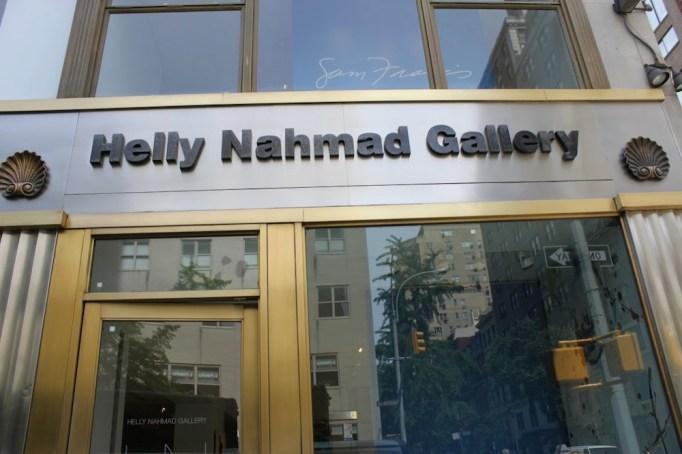Helly Nahmad Gallery Raided, Nahmad Charged