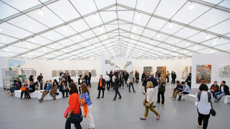 Frieze New York Reaches Agreement With