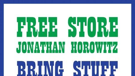 Jonathan Horowitz Brings 'Free Store' ArtBasel