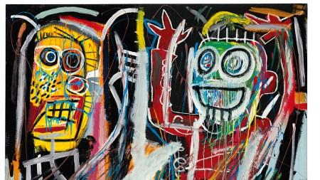 Basquiat, Bacon and Newman lead 700-Million-Dollar