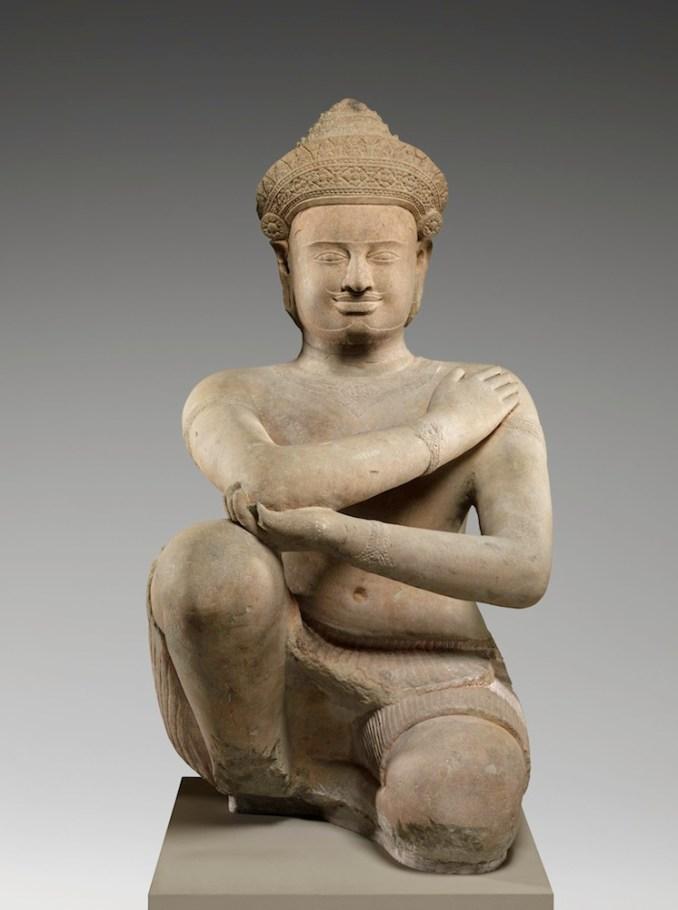 Met Museum Return Looted Cambodian Sculptures