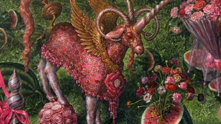 Chasing Unicorns Art Across the Ages