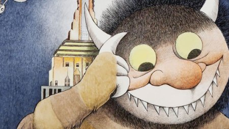 Where the Wild Things Art: Sendak