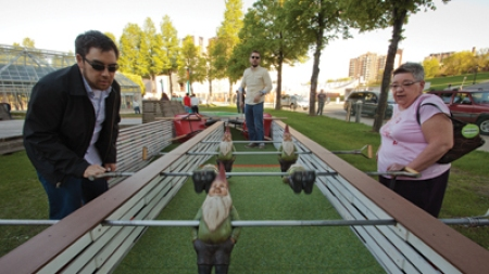 Now Putt This: Artists' Mini Golf