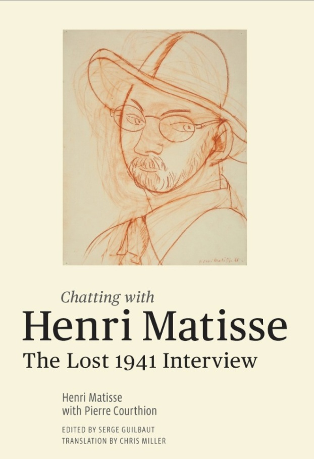 Killed Matisse 1941, Courthion's Interviews Are