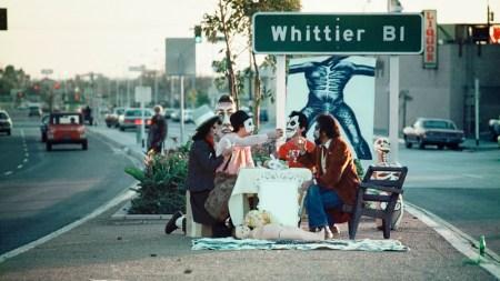 Circa 1970: Pacific Standard Time the