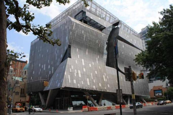 Lawsuit Filed Against Cooper Union over
