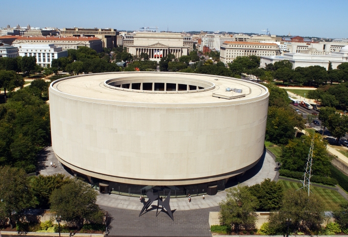 Chairman of the Board Hirshhorn Museum