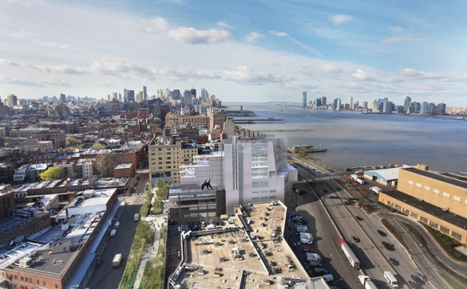 Whitney Museum Previews Storm-Ready Downtown Site