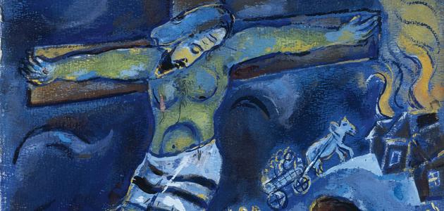 Resurrecting Chagall's Jewish Jesus | ARTnews Chagall Crucifixion